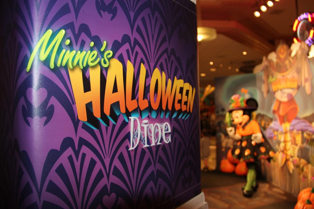 #WALTEXPRESS #DISNEYWORLD #HOLLYWOODANDVINE Hollywood and Vine Seasonal Dine