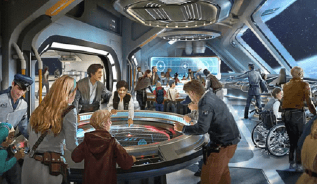 NEW Update: Star Wars Inspired Resort In Disney's Hollywood Studios