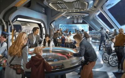 NEW Update: Star Wars Inspired Resort In Disney's Hollywood Studios
