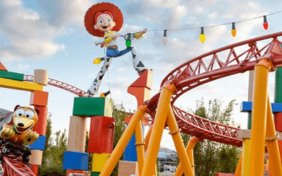 Toy Story Land Opening In Disney's Hollywood Studios On June 30, 2018
