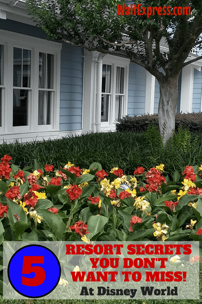 5 Disney World Resort Secrets You Will Not Want To Miss