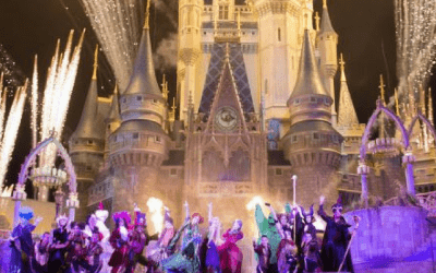 Tickets On Sale: Mickey's Not-So-Scary Halloween Party And Very Merry Christmas Party