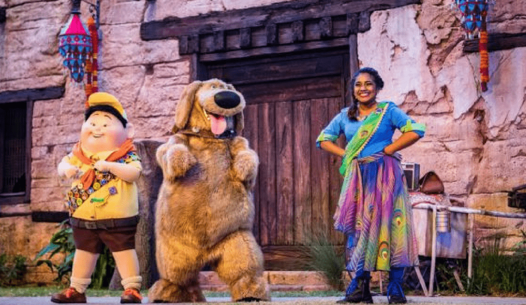 A First Look At 'UP! A Great Bird Adventure' In Disney's Animal Kingdom