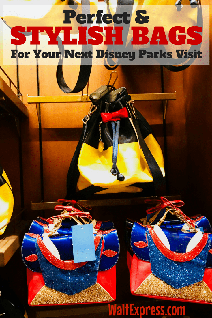 Stylish Bags That Are Perfect For Your Next Disney Parks Visit