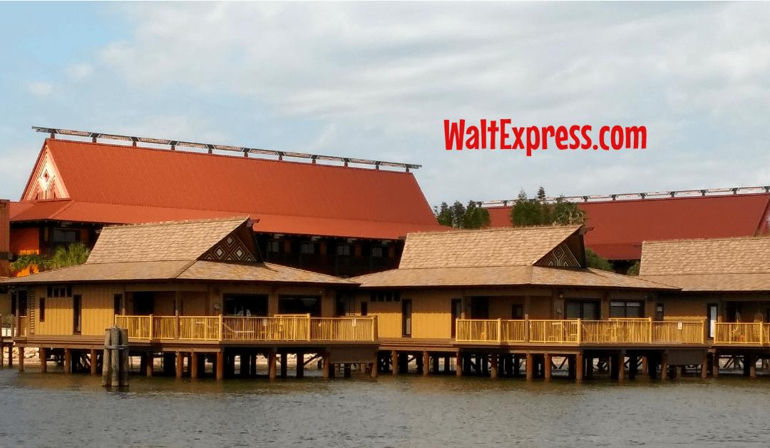 Disney's Polynesian Village Resort: A Disney World Resort Review