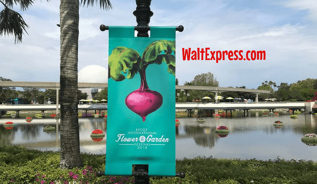 4 Favorite Cocktails At Epcot's Flower And Garden Festival