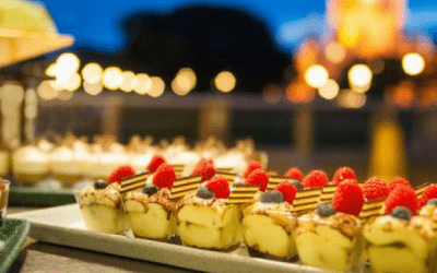 Breaking News: New AFTER Fireworks Dessert Party Coming To Magic Kingdom