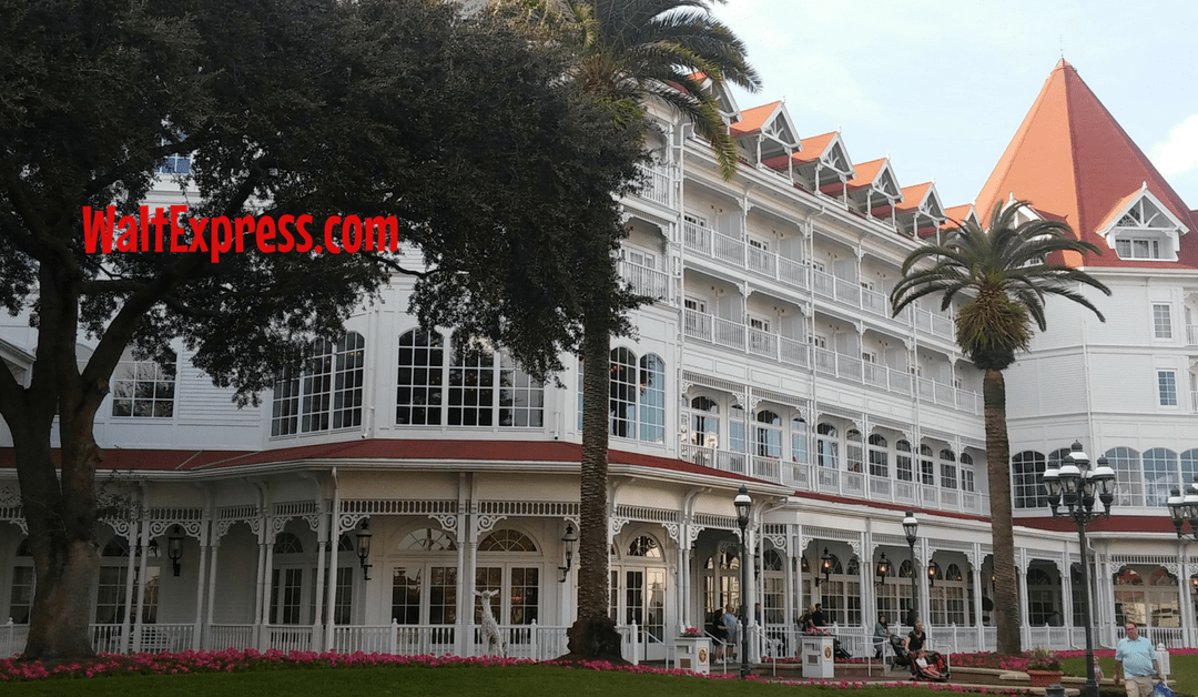 5 Cheap Eats And Souvenirs At Disney World: GRAND FLORIDIAN RESORT