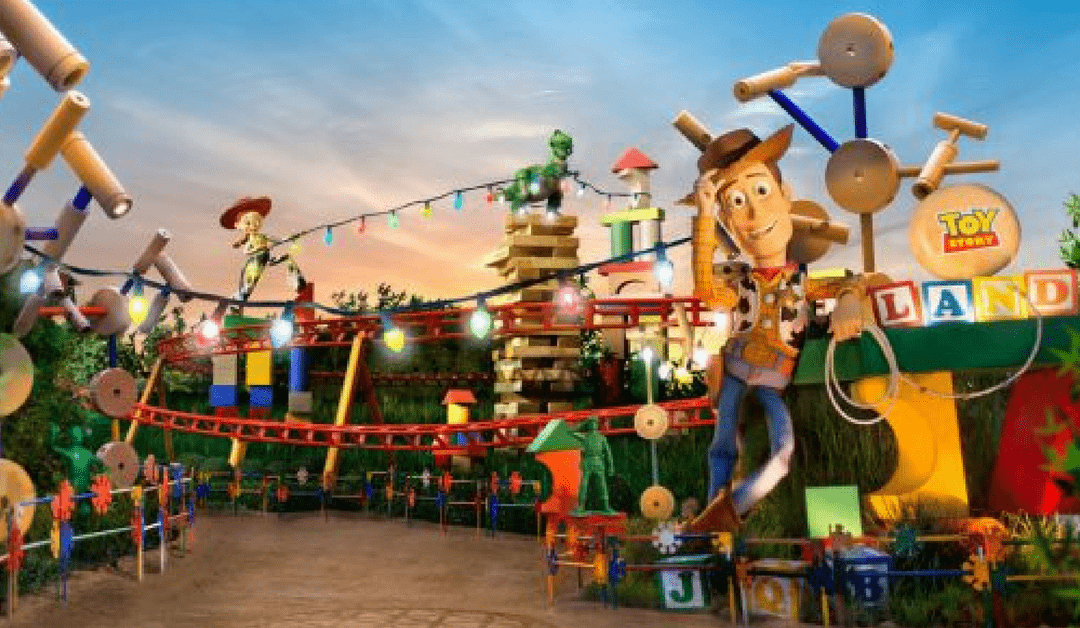 #DisneyParksLIVE Stream June 29 To Watch The Grand Opening Of Toy Story Land