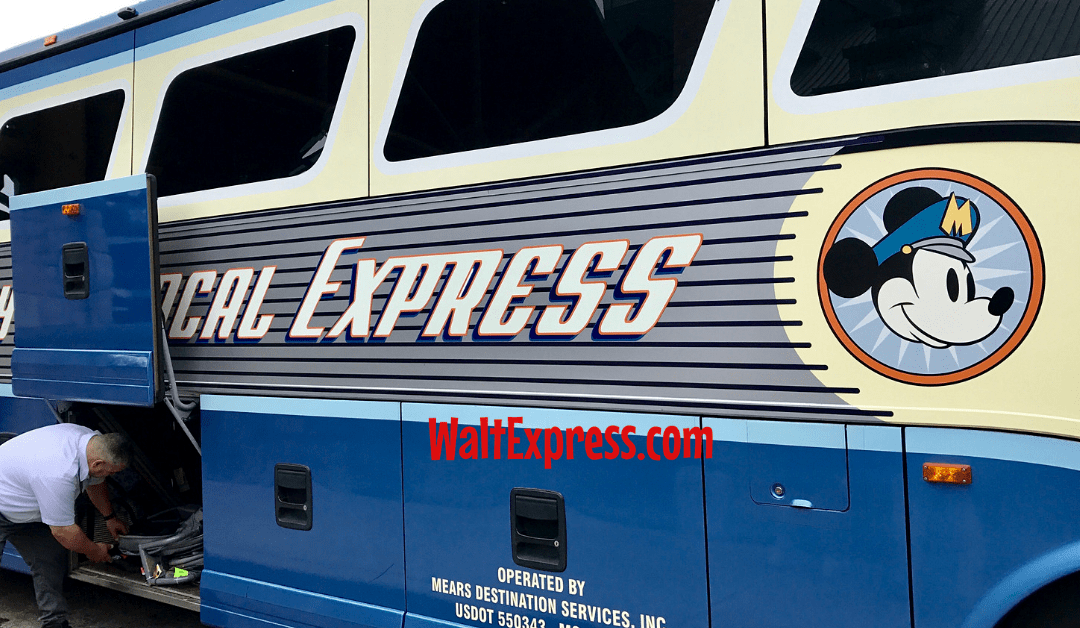 Magical Express: A Disney World Review