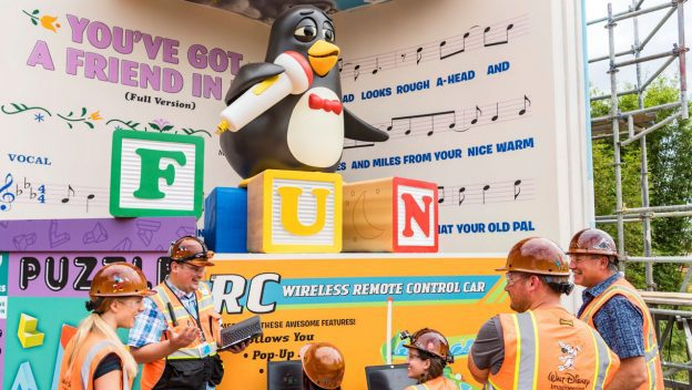Watch The Grand Opening Of Toy Story Land #DisneyParksLIVE Stream June 29