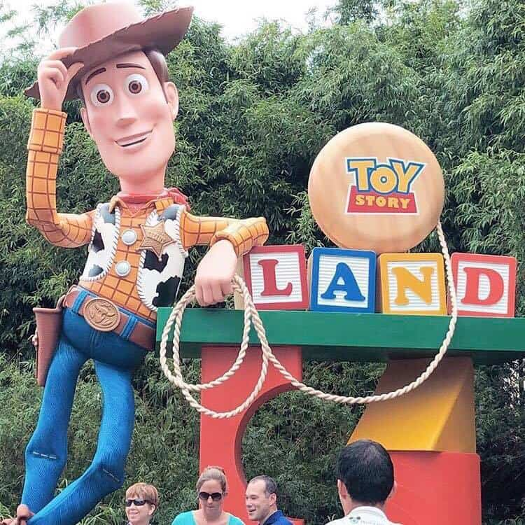 VIDEO: A First Look At Toy Story Land In Disney's Hollywood Studios