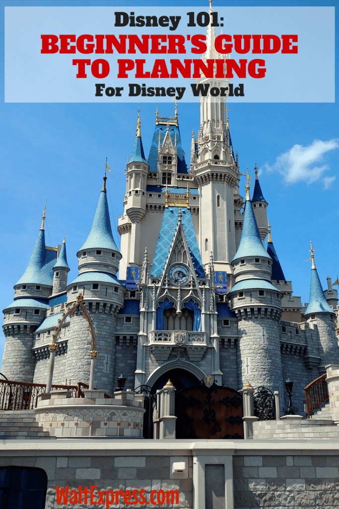 Disney 101: A Beginner's Guide To Planning For Disney World