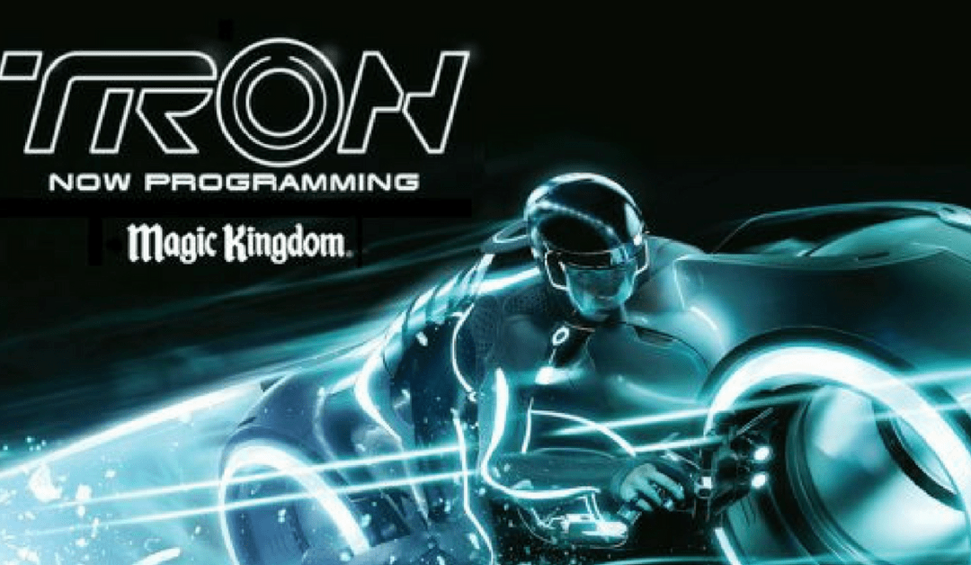 New Update For TRON Attraction At Disney's Magic Kingdom
