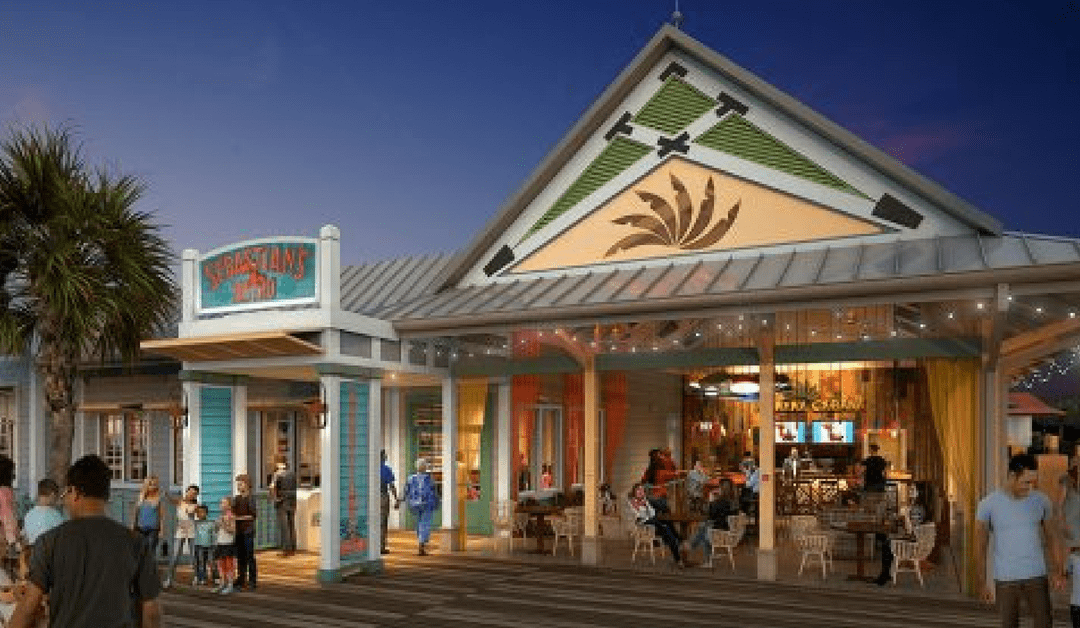 Just Released: New Dining Locations At Disney's Caribbean Beach Resort