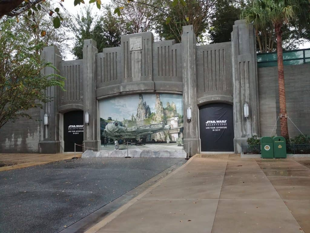 Star Wars: Galaxy's Edge Coming To Disney's Hollywood Studios