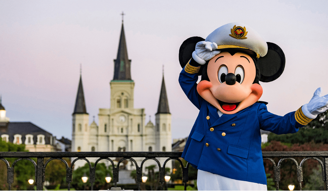 Breaking News: Disney Cruise Line Coming To Port Of New Orleans