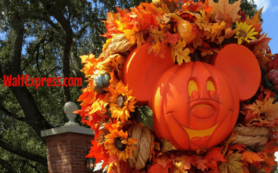 10 Must Have's For A Thanksgiving Celebration, DISNEY STYLE