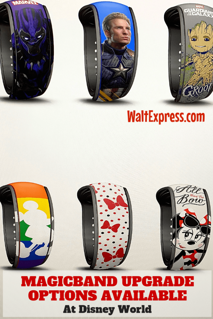 #waltexpress #disneyworld #magicbands disney world magicbands upgrade