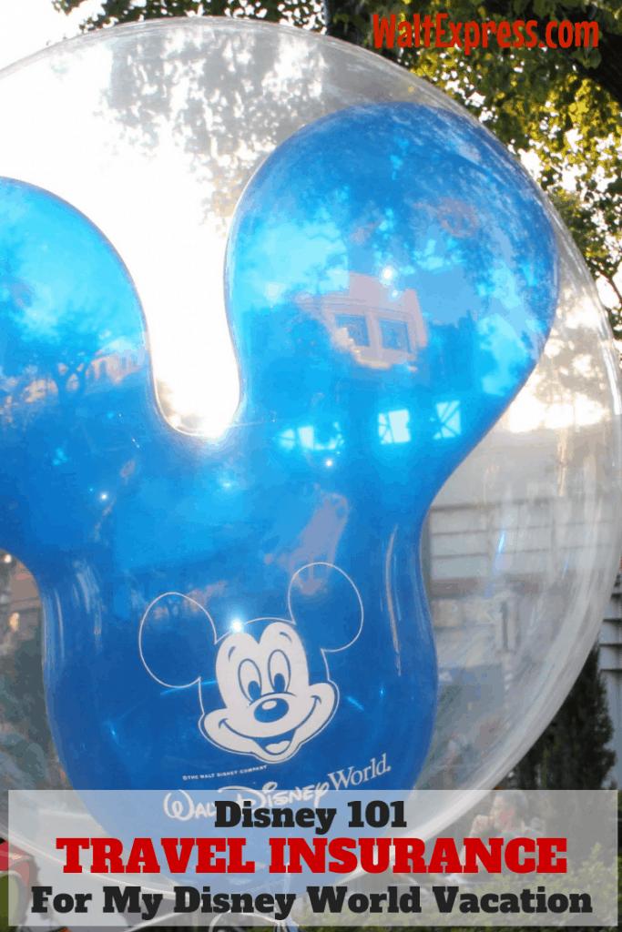 #WALTEXPRESS #DISNEYWORLD #DISNEYTRAVELINSURANCE Disney Vacation Travel Insurance