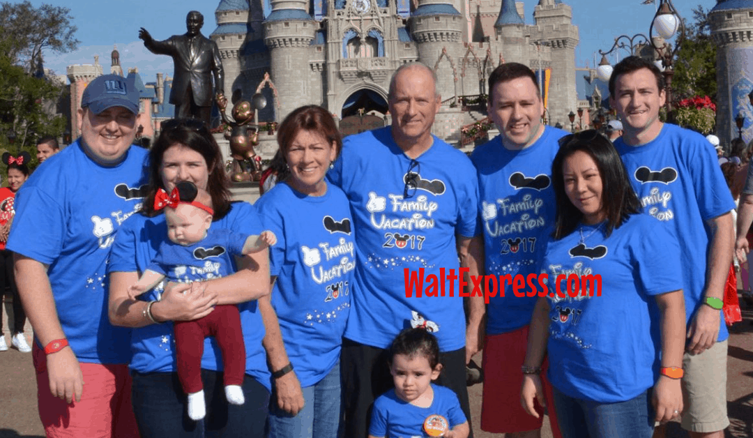 How To Plan A Multi-Generational Disney World Vacation