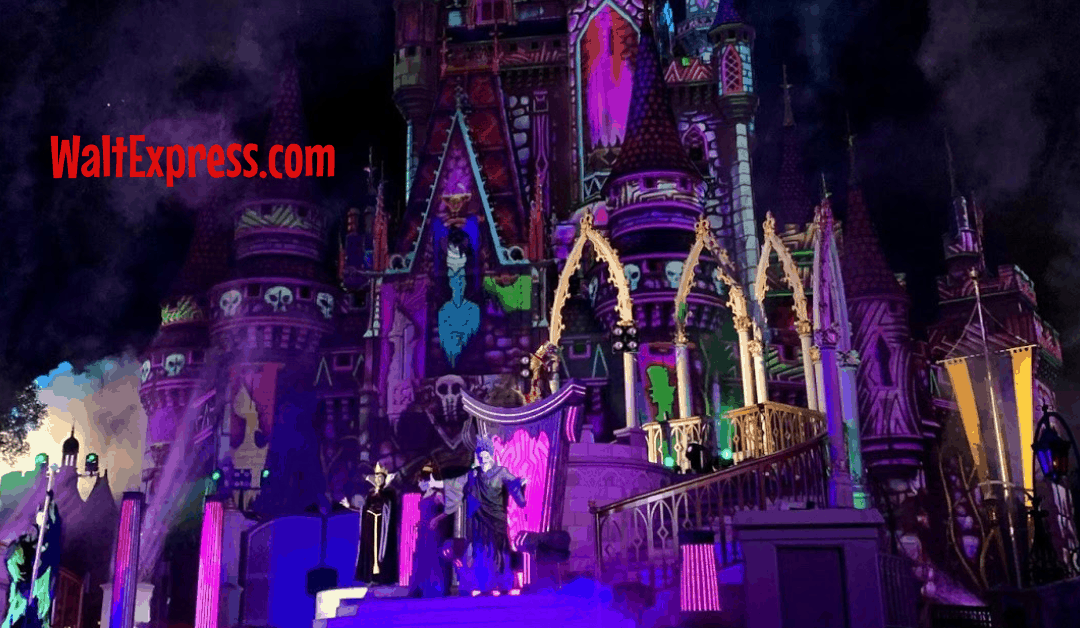 Review: Disney Villains After Hours Event At Magic Kingdom Park