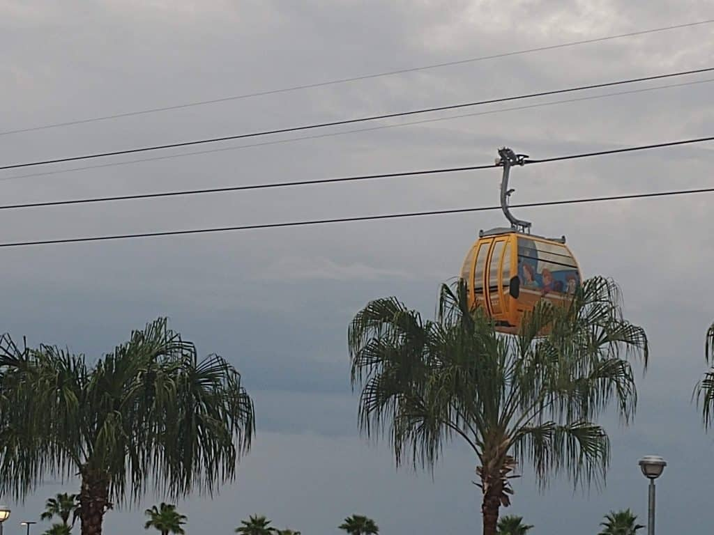 #waltexpress #disneyworld #disneyskyliner Disney World Skyliner Opening