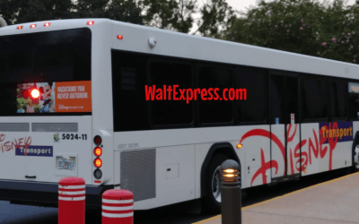 Disney 101: FREE Transportation Options Inside Disney World