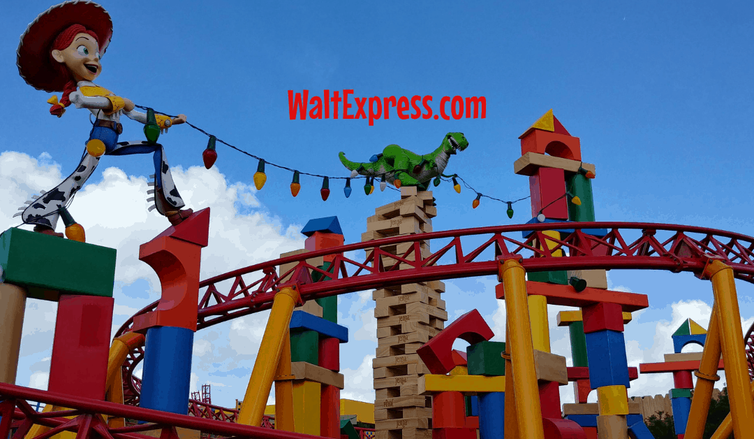 Disney World Attractions For Kids Who Don't Love Roller Coasters