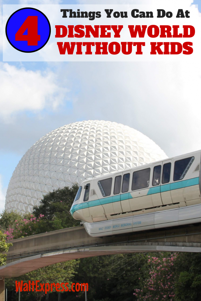 #waltexpress #disneyworld Disney World Without Kids