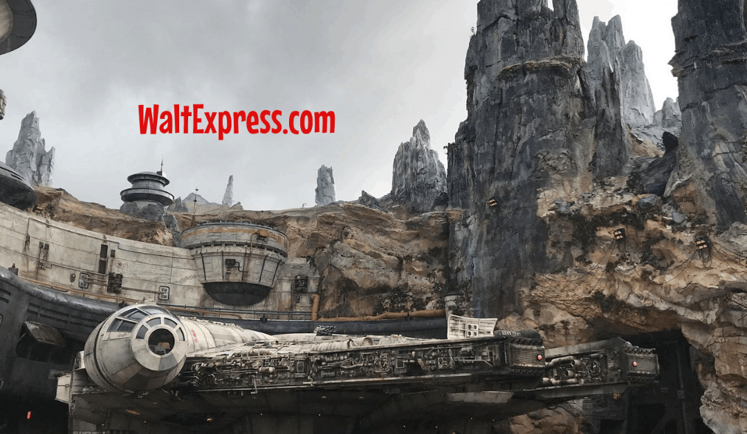 Hollywood Studios' Star Wars Galaxy's Edge Guide