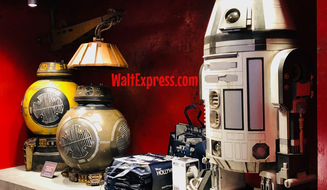 Building Your Own Droid At Disney World's Star Wars Galaxy's Edge