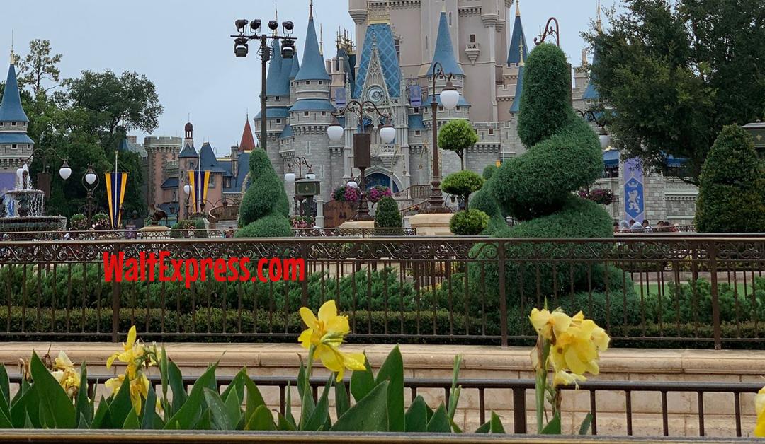 Hidden Dining Gem At Disney's Magic Kingdom: The Plaza On Main Street
