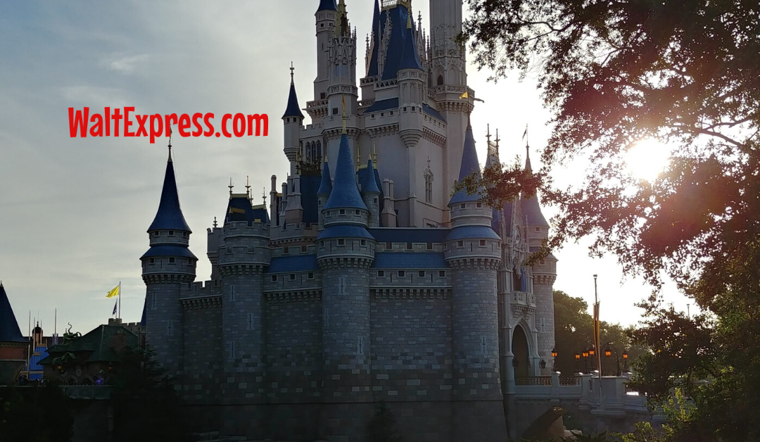 4 Reasons You Should Rise And Shine On Your Disney World Vacation