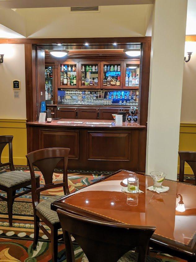 #waltexpress #disneyworld #saratogasprings The Turf Club Bar & Grill
