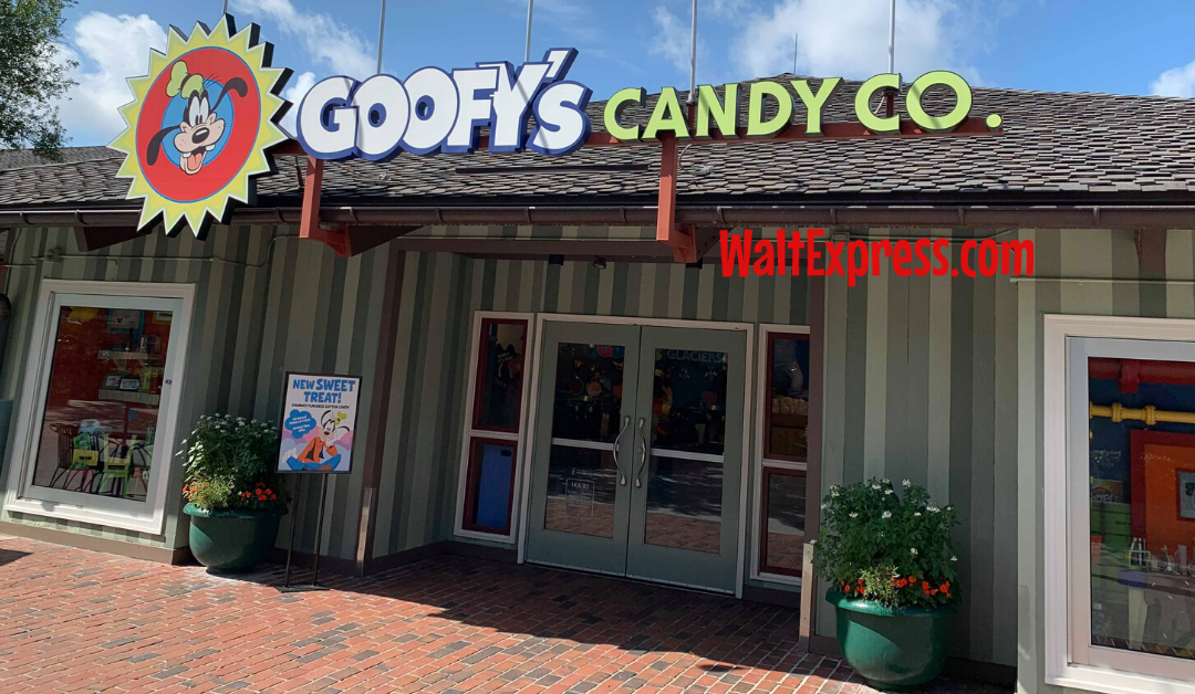 Goofy's Candy Company At Disney Springs Is A True Classic