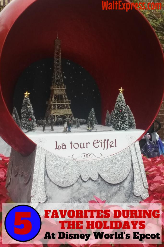 #waltexpress #disneyworld #disneyholidays EPCOT During The Holidays