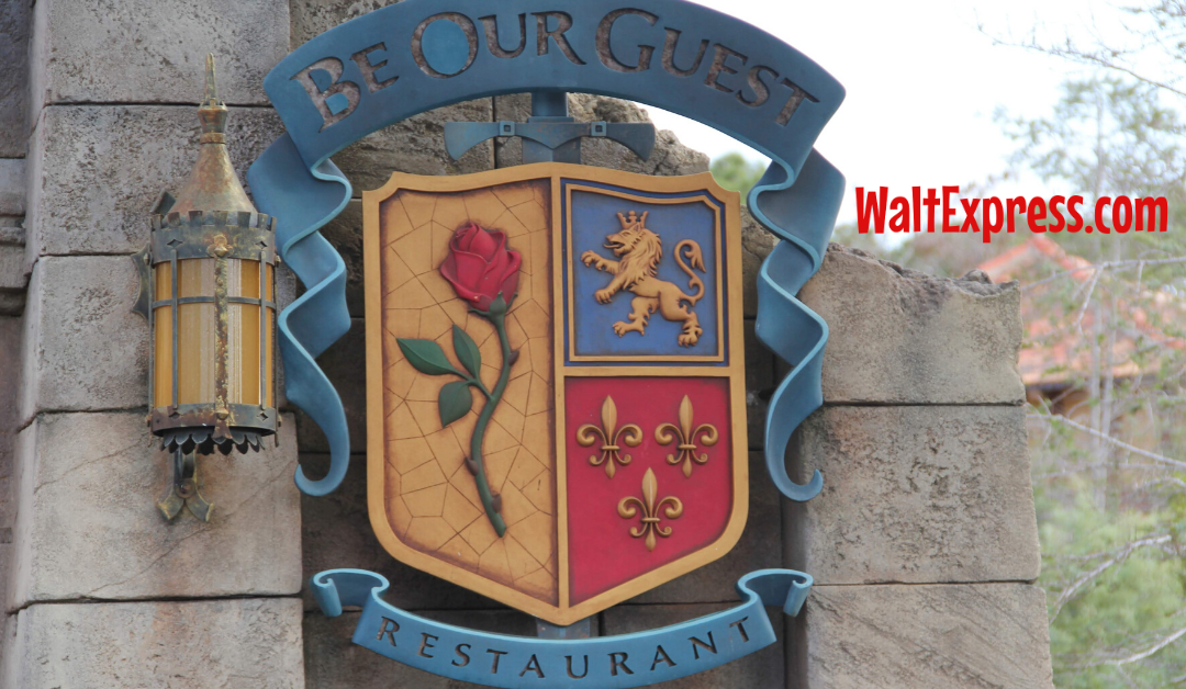 Why Breakfast At Magic Kingdom's Be Our Guest Restaurant Is A MUST!