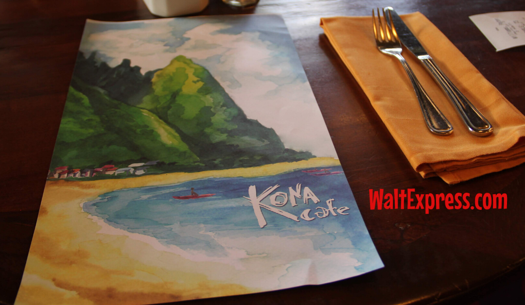 Why You Need To Visit Kona Cafe At Disney World's Polynesian Resort