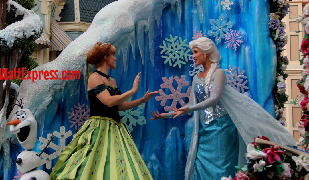 5 Must Do's For The Ultimate Frozen Fan At Disney World Parks