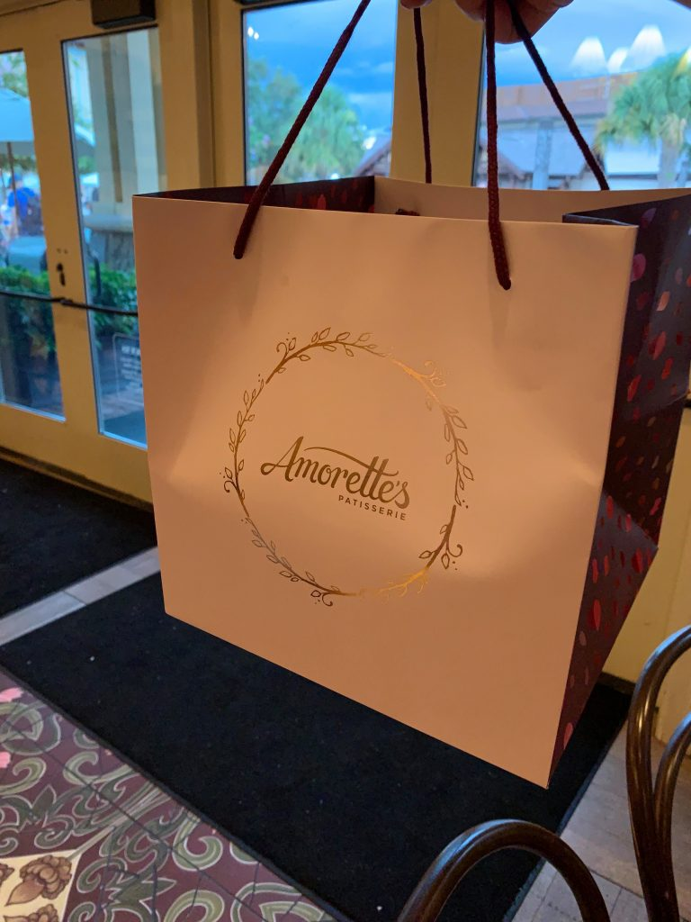 #waltexpress #disneyworld #disneyspringsdining Disney Springs' Amorette's Patisserie