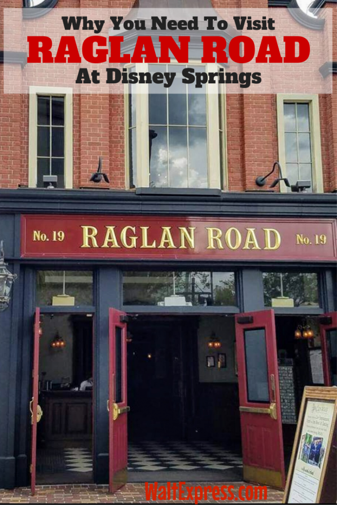 #waltexpress #disneyworld #disneyspring raglan road at disney springs