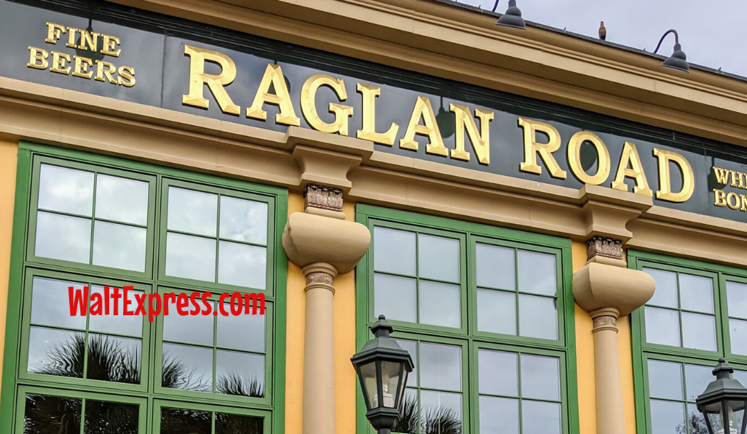 Here's WHY You Need To Visit Raglan Road At Disney Springs