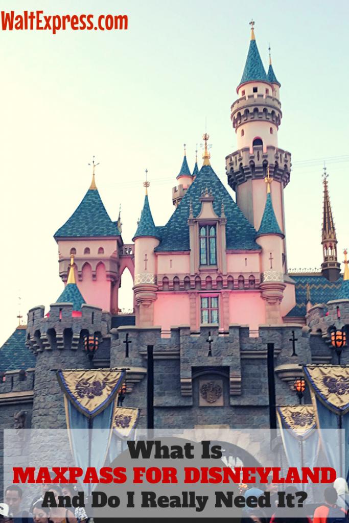#waltexpress #disneyland #maxpass MaxPass For Disneyland Tickets