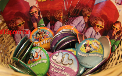Fun Freebies At Disney World That Make Great Souvenirs