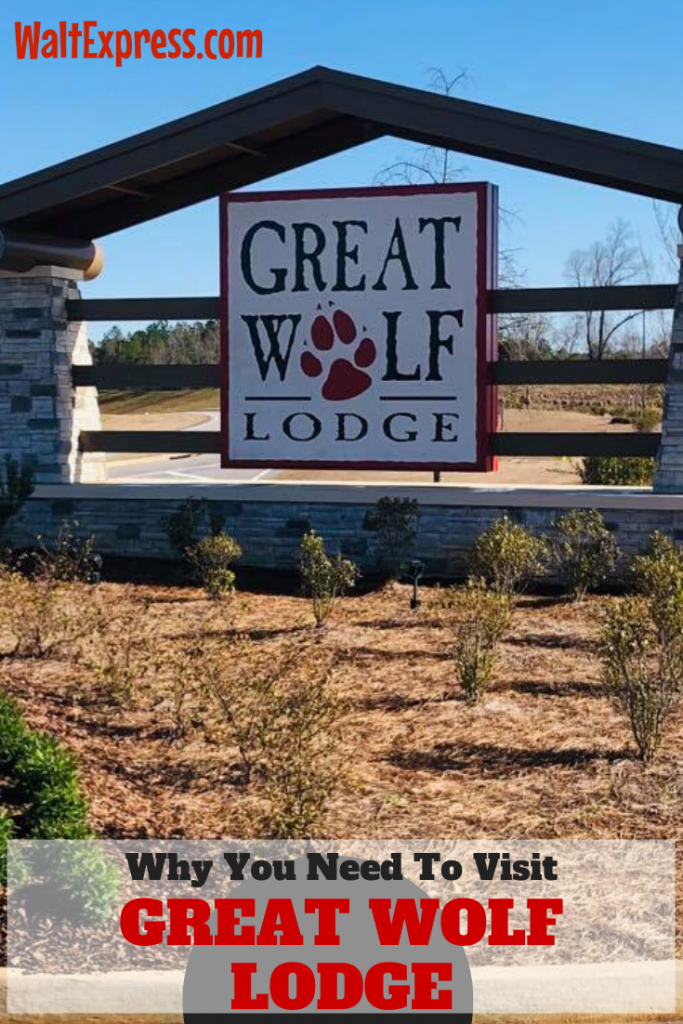 #WALTEXPRESS #GREATWOLFLODGE GREAT WOLF LODGE
