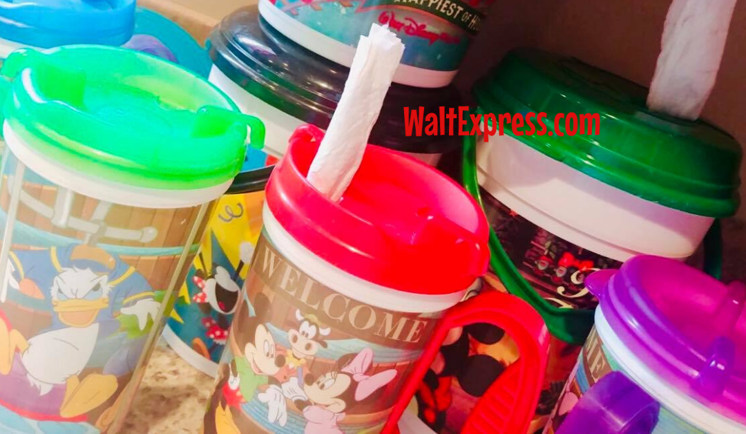 Disney Style DIY Do It Yourself Homemade Disinfecting Wipes