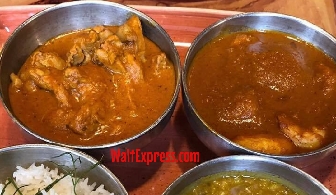 Disney World Copycat Recipes: Butter Chicken From Sanaa