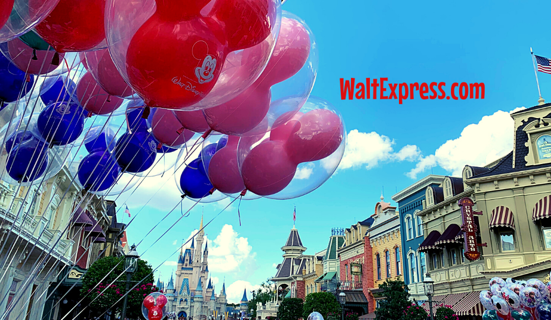 #waltexpress #disneyworld Worth Visiting Disney World