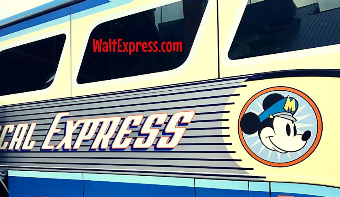 #waltexpress #disneyworld #disneymagicalexpress changes to disneys magical